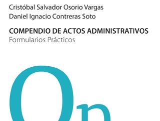 Compendio de Actos Administrativos